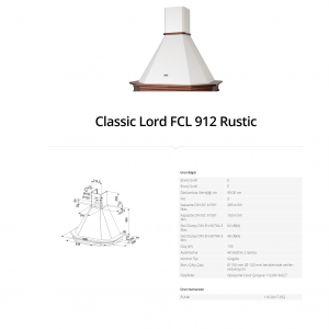 Franke Classic Lord FCL 912 Rustic