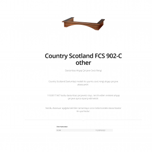 Franke Country Scotland FCS 902-C other